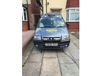 2006 (56) PEUGEOT EXPERT E7 SE TAXI IN GREY CAB DIRECT**WOW**