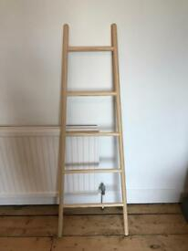 Wooden ladder (decorative)