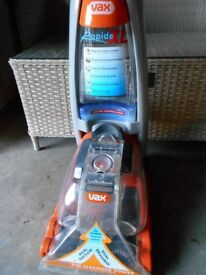 VAX HEAVY DUTY CARPET CLEANER in excellent condition