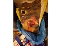 Omlet EGLU chicken coop and 2m run + extras