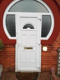 Free front door