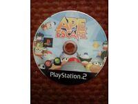 Ape escape 2 disc only
