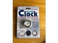 Oxford Clock..Essential Motorcycle and ATV Clock.