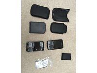 2 blackberry Bold mobiles