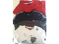 Boys t shirts age 11/14