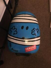 Mr bump suitcase