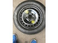 BMW 3 SERIES COMPACT E46 316ti 01-04' SPARE WHEEL 115/90 R16, used for sale  Enfield, London