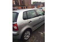 Volkswagen polo 2005 1.2 petrol 60,000 1 lady owner from new!