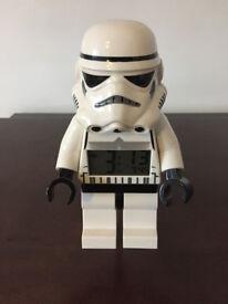 Starwars Storm trooper alarm clock