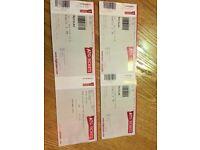 3 x Matilda Tickets Sunderland Empire