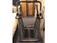 Gravity walker / Air walker / stepper exercise machine
