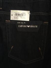 Armani Jeans 40 leg 34