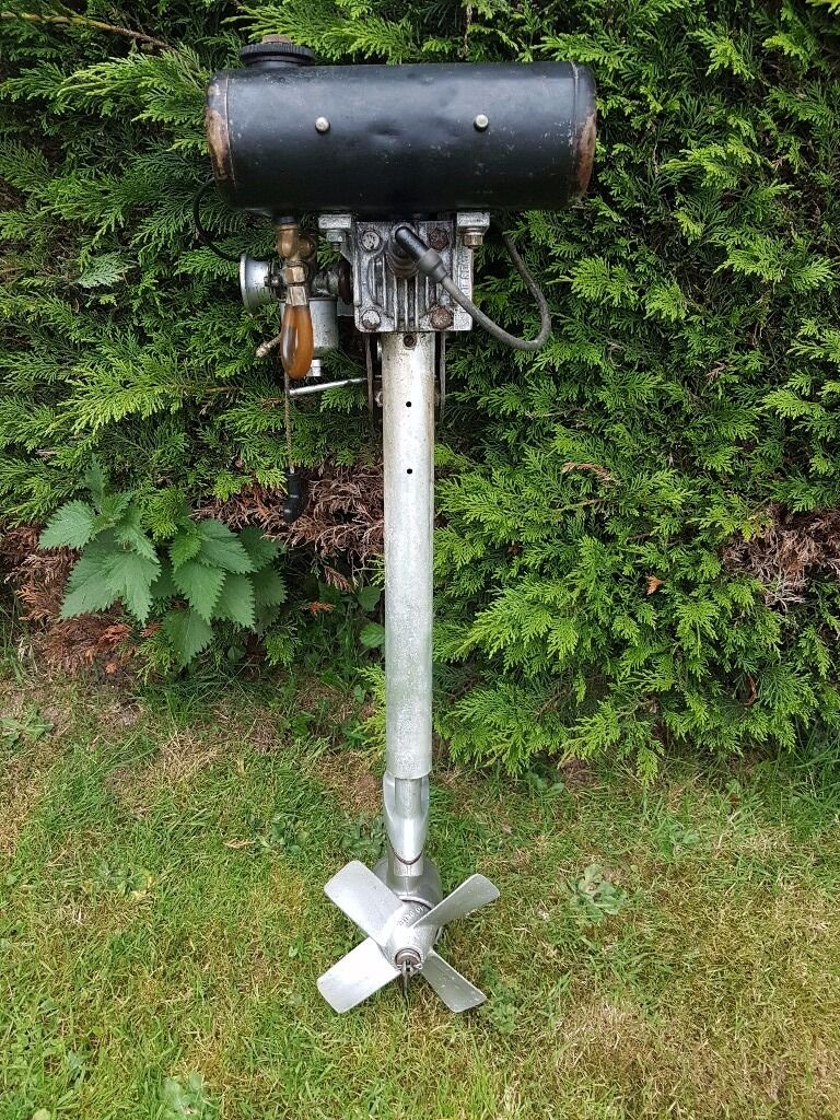 British Seagull Outboard Motor 2 Hp In Exeter Devon