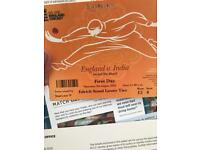 India England lords test match -ticket