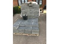 Block Paving & Fine Bedding Concrete