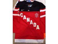Team Canada 100th Anniversary Nike Men's Small Ice Hockey Jersey