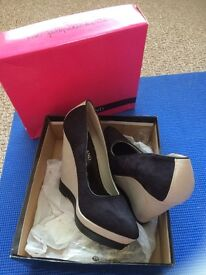 New Heels and Wedges