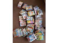 Loads of kids dvds