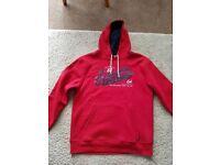 Mens saltrock hoodie
