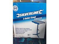 Silverline workshop roller stand