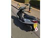 Yamaha Vity 125 ( not honda not piaggio )