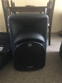 Pair of MACKIE SRM 450 speakers £350