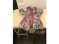 Pampolina Girls Coat
