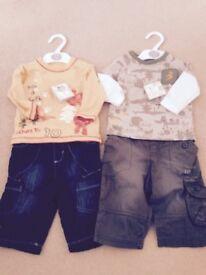 Boys clothes 3-6 mths