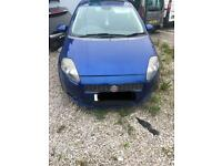 FIAT PUNTO GRANDE 1.4 PETROL T JET 2009 BREAKING FOR PARTS SPARES AND REPAIRS