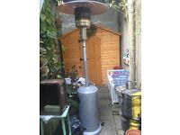 Calor Gas Bottles and Patio Heater