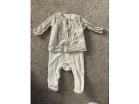 Unisex baby grow