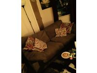 3 seater sofa £50