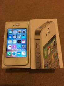 Iphone 4s - White - 16Gb - Vodafone - Good Condition