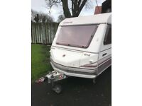 2 berth sprint alpine caravan
