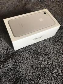 I Phone 7 silver 32G