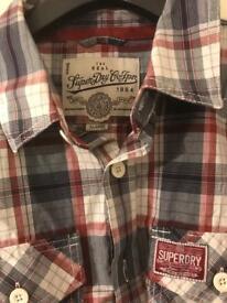 Superdry men's shirt x-large