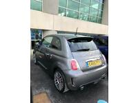 Abarth 595 Turismo 3 dr Supercharged