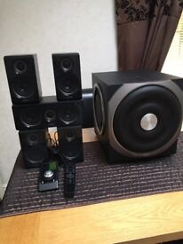 Edifier surround sound system