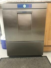 Hobart FX under counter dishwasher, water softener, great condition