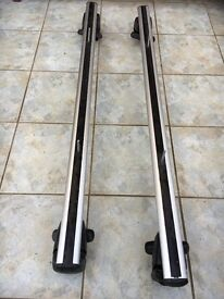 Atera Roof Bars for a BMW 5 Series (E60) Saloon Car