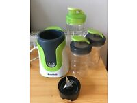 Breville Blend Active blender with 3 bottles
