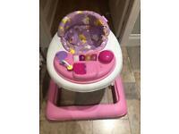 Baby Walker- pink