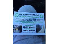 Rubbish clearance Demolition