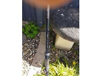 Daiwa df longbow 12 foot 3lb tc. Carp fishing