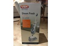VAX steam cleaner - new still in box