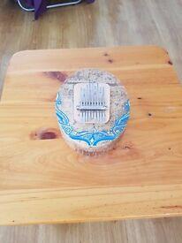 Handmade Sansula for sale!