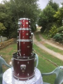 Pearl forum series drums for sale