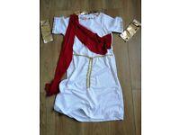 Roman emperor costume for children