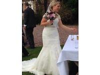 Saint Patrick Hafli Wedding Dress
