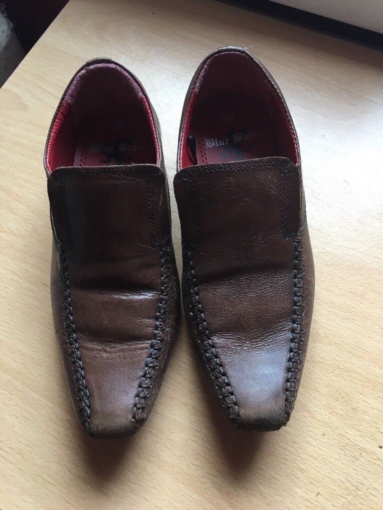 Boys formal shoes size 13